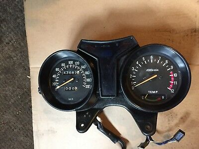 yamaha rd350lc rd250lc clocks with good red line