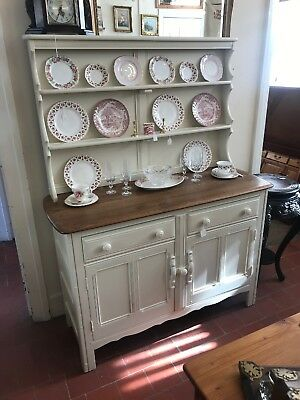 Vintage Ercol Welsh Dresser - Shabby Chic - Delivery Available -  SC249