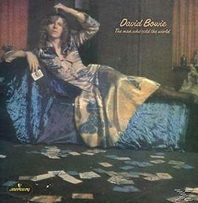 David Bowie - The Man Who Sold The World  REMASTERED  CD  NEU (2015)