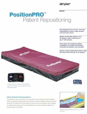 Stryker PositionPro Model 2920 Therapy Mattress - 10 available - NEW