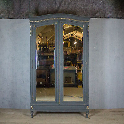 Beautiful, Antique French Cupboard with Mirrors, Vintage, Original, Rare