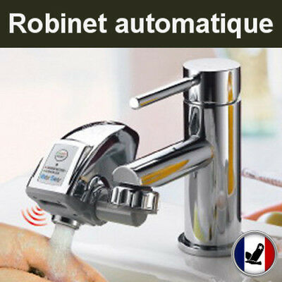 Robinet automatique infrarouge economiseur eau auto spout water saver original