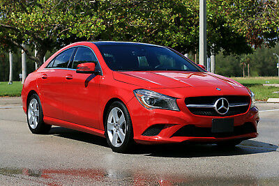2016 Mercedes-Benz CLA-Class ** LIKE NEW w/ 5k MILES! LOADED! ** 2016 CLA250 CLA 2017 2015 2014 C250 C300 C350 Audi A3 BMW 228i 320i 328i