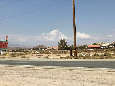 Approval for 130 home sites in Rosamond, California (5 parcels total32.96 acres)