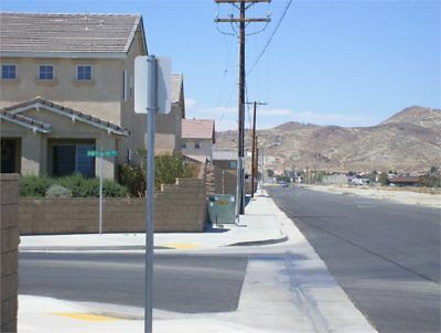 15 acres (3 parcels) land with all utilities in Rosamond, California