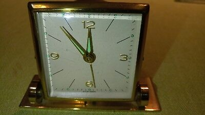 Western Germany Orologio da Tavolo Sveglia Table Watch da restaurare