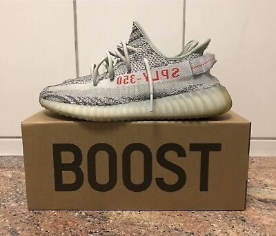 ADIDAS YEEZY BOOST 350 V2 Blue Tint, US 11, EUR 45 13