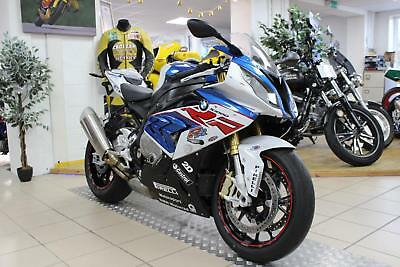 2017 BMW S1000 RR Sport ABS. Performance Pack, Motorsport Paint. Great Condition