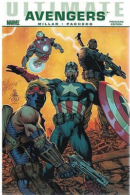 Ultimate Comics  Avengers  Next Generation  HC NEW Sealed  OOP  30% OFF