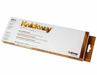Kwickway - Thermal Highlighting Strips GOLD - 30cm Long 150pk Hair Colour Color
