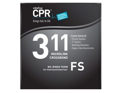 VitaFive CPR - 3 11 No-Rinse Perm FS Hair Colour Color