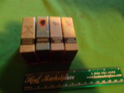 Vintage Miniature Books Sewing Aid Boxes Silk Thread Cotton Buttons Needles