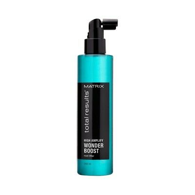 Matrix Total Results High Amplify Wonder Boost Root Lifter 250ml Hair Care Pr...