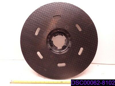 "Malish Economy Sandpaper Driver 19"" with Tru-Fit Clutch Plate NP-9200"