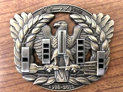 US Army Warrant Officer Corps 100th Anniversary Chief  Challenge Coin