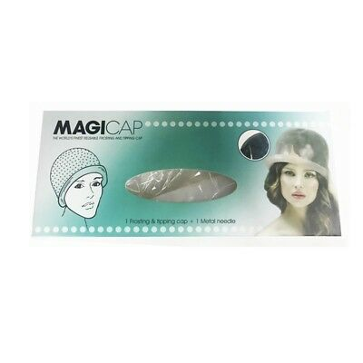 Magicap - The World's Finest Reusable Frosting and Tipping Cap Salon Supply