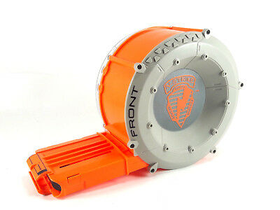 Nerf N Strike - 35 Round Drum Clip Dart Gun Ammo Magazine Barrel Accessory