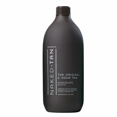 Naked Tan Chocolate Solution 15% DHA Body Tanning
