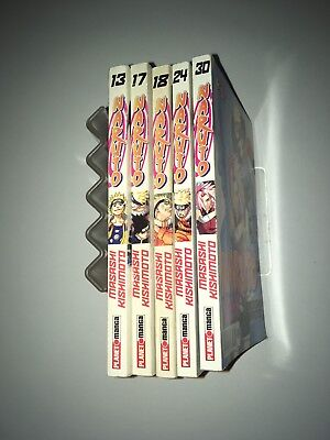 Lotto Naruto 13 17 18 24 30 Serie Nera Planet Manga