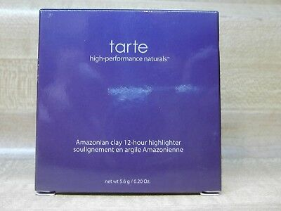 Tarte Amazonian Clay 12 Hour Highlighter *Pick Shade* 5.6g/.20oz Full Size