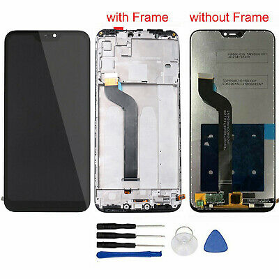 For Xiaomi Mi A2 Lite/Redmi 6 Pro LCD Display Touch Screen Replacement + Frame