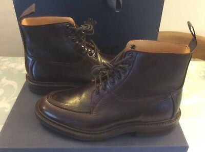 TRICKERS LEO POLO Kudu Leather Boots