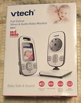 VTech Safe and Sound Video & Audio Baby Monitor