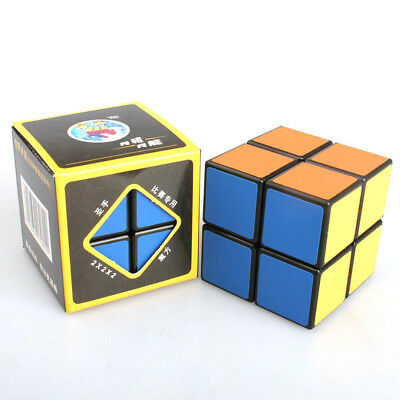 2X2 Puzzle Twist 5cm Magic ABS Ultra-smooths Professional Speeds Cube Rubik