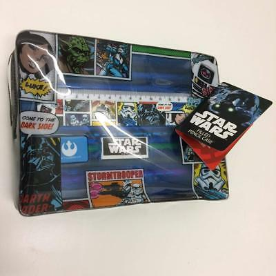 Star Wars Rogue 1 Filled Pencil Case - Sticker Sheets Pencils Stationary School