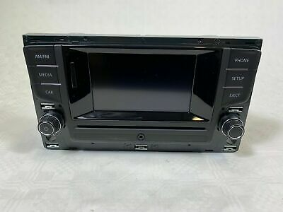 VW Golf 5G Radio Composition Colour Bluetooth SD 5G0035868 5G0 035 868  NEU