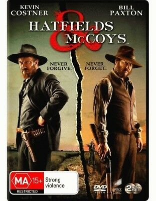 Hatfields and McCoys = NEW DVD R4