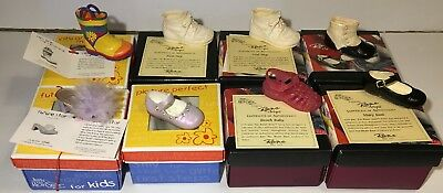 Just the Right Shoe Raine Drops For Kids & Baby Lot of 14 RARE Shoes Children