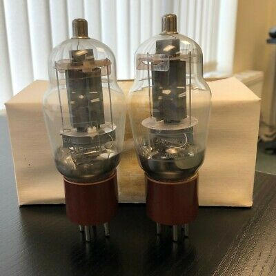 807 Cv124 Ferranti Nos Boxed Matched Pair Valve/tube