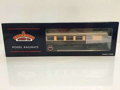 Bachmann 39-310 OO Gauge BR MK1 SP Pullman Parlour Second CAR No 347 (Lighting)