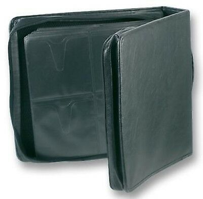 Cd Carry Case Leather 240 Disc - Cd Carry Case Leather 240 Disc