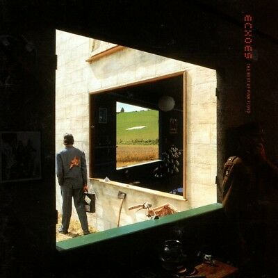 """Pink Floyd - Echoes Docd (Best Of) Greatest Hits / Incl.""""wish You Were Here"""""""