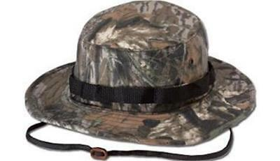 7884ad4cd NOS RARE! NWT Cabelas Scent Lok Mossy Oak Boonie Hat Size Medium LAST ONES!
