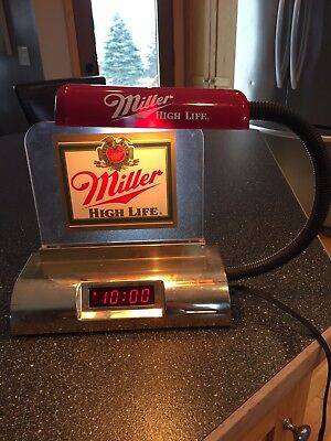 Miller High Life Cash Register Light