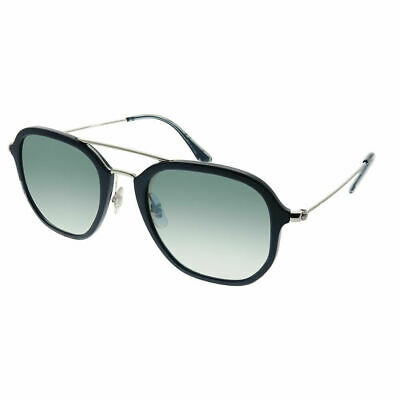 8044205a1cd Ray-Ban RB 4273 63343A Blue Plastic Sunglasses Pink Gradient Mirror Lens  52mm