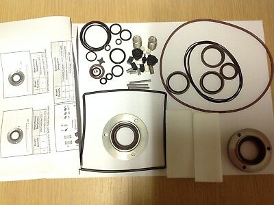 Vacuubrand Maintenance Kit for RE/RZ 2 & RE/RZ 5 Rotary Vane Pumps
