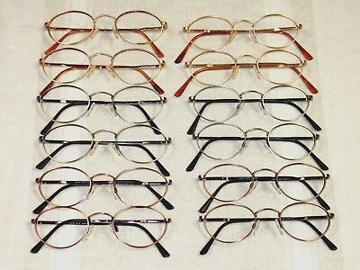 100 Randolph Engineering RX Eyeglass Frames Oval Style 801 Various sizes colors