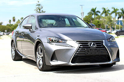 2017 Lexus IS ** MINT & FULLY LOADED! ONLY 15k MILES! ** 2017 Lexus IS 300 F Sport IS300 IS250 IS 200t 328i 3 series BMW 350 2018 2016