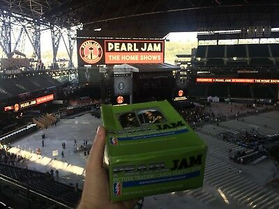 Whole Box of Pearl Jam Seattle Home Shows 48 Packs Trading Cards August 2018