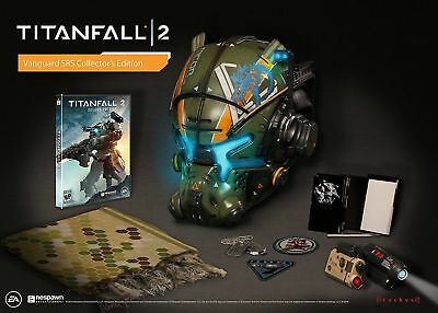 Titanfall 2 Vanguard Collector's Edition PS4 - BRAND NEW & SEALED-