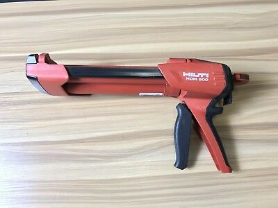 Hilti HDM500 adhesive dispenser