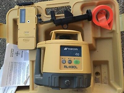 Topcon RL-H3CL Self-leveling Rotary Laser