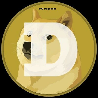 Mining Contract 1 Hours (Dogecoin) Processing Speed (50 MH/s) 100 Doge