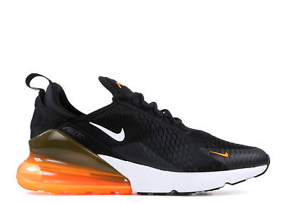 Nike Air Max 270 Just Do It Black Orange AH8050-014