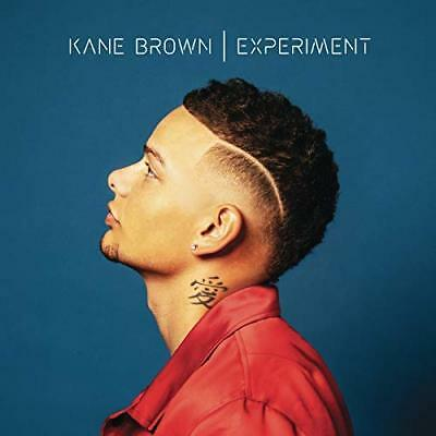 Kane Brown Experiment CD - BRAND NEW SEALED