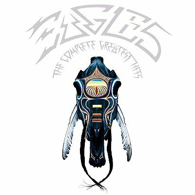 Eagles - The Complete Greatest Hits - UK CD album 2006